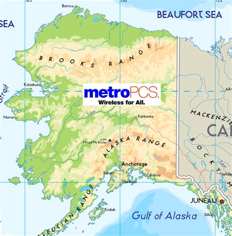 us cellular coverage map alaska wireless coverage in alaska images