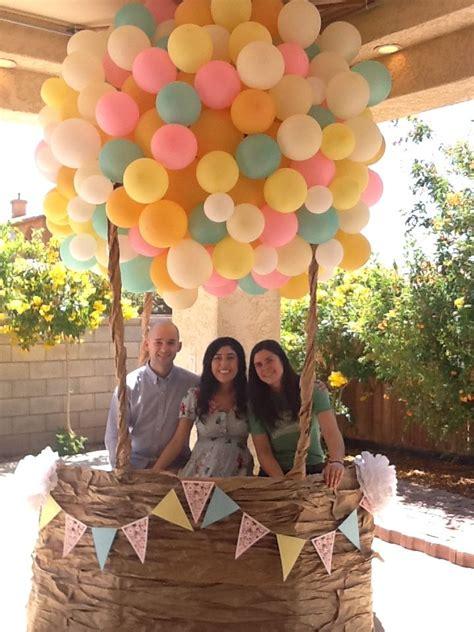 6 ideas para un bautizo 218 nico ideas para fiestas con globos aerostticos cumpleaos nico