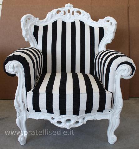 poltrone barocche moderne poltrona barocco pratelli mobili