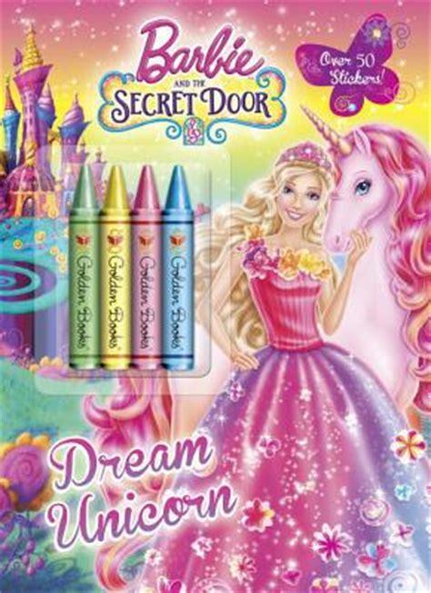 film barbie unicorn barbie and the secret door dream unicorn with crayons