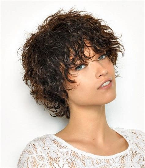 hairstyles curly short stylish hairstyles for short n curly hair regarding house