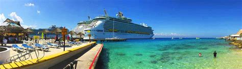 cozumel port cozumel cruise port overview review and travel guide