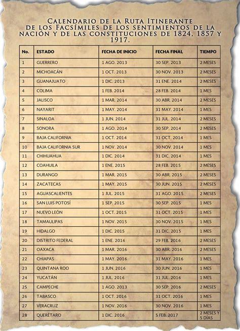 Calendario De 1917 Exposici 243 N Itinerante De Los Facs 237 De Los