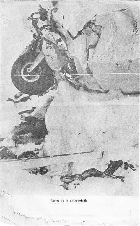 fuselage | Miracle de la Cordillere des andes | Pinterest