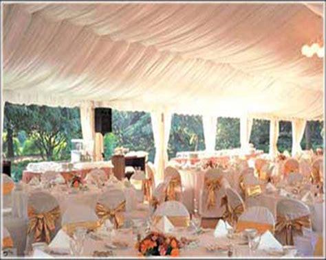 Outdoor Wedding Ceremony Decorations 187 by Diy Wedding Tent Wedding Ideas
