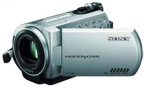 sony sr42e video camera