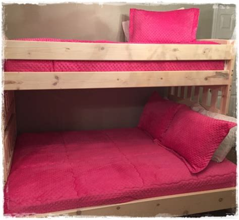 bunk bed huggers gallery of customer images bunk loft bed bedding