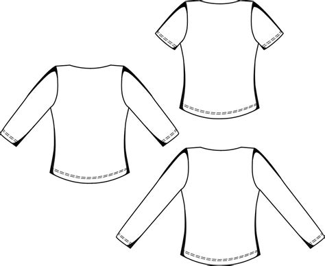 boat neck blouse drawing boat neck saree blouse designs sketch coloring page