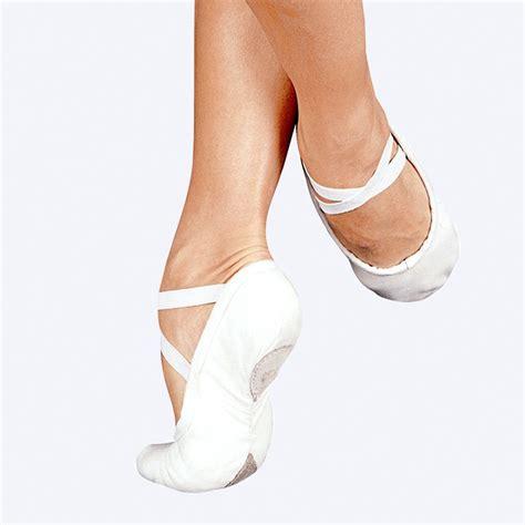 sansha pro canvas ss shoe