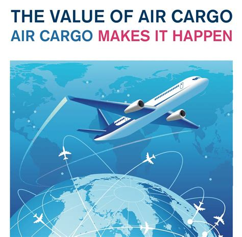 iata publishes brochure to explain the value of air cargo acn air cargo netherlands