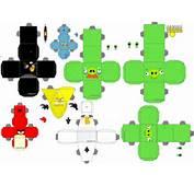 Angry Birds Cubeecraft By Kociok1 On DeviantArt