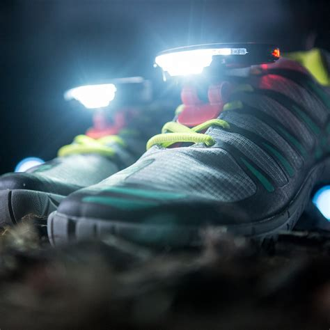 night runner shoe lights night runner shoe lights night runner 270 touch of modern