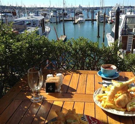 pier z westhaven drive billfish cafe auckland region restaurant reviews
