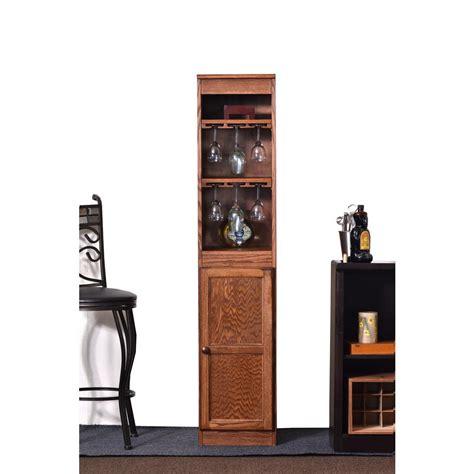 Espresso Bar Cabinet Winsome Wood Espresso Bar Cabinet 92725 The Home Depot