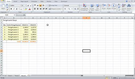 membuat grafik di excel dengan banyak variabel cara membuat grafik waterfall dengan excel