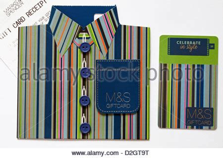 Marks And Spencer E Gift Card - e gift card for marks and spencer stock photo royalty free image 57651918 alamy