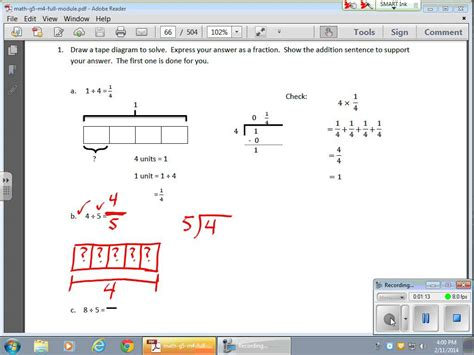 diagram with division february 11 module 3 lesson 4 creating diagrams out of division problems