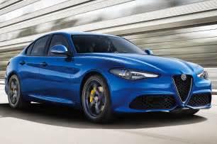 Alfa Romeo Guila Alfa Romeo Giulia Veloce Coming To Show Motor Trend