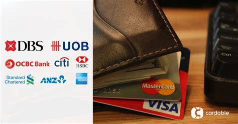 credit card best best credit cards in singapore 2017