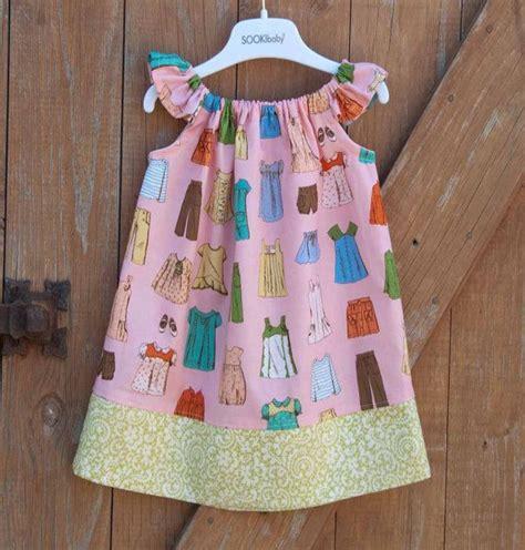 dress pattern pdf pillow dress sewing pattern