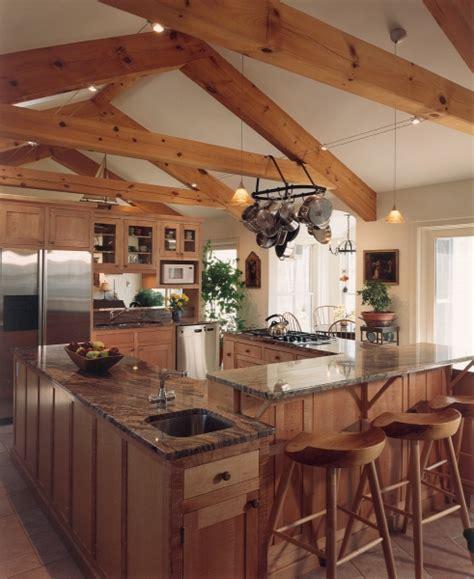 mullet cabinet rebuilt timber frame barn home kitchen pin new rebuilt timber frame barn home kitchen design
