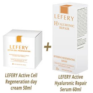 Serum Lefery lefery active gift package for day