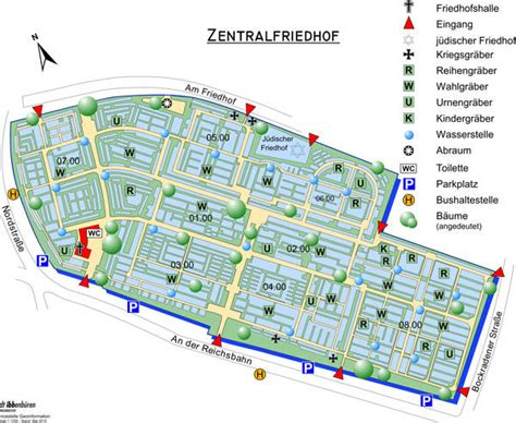 section 52 planning zentralfriedhof ibbenb 252 ren wikipedia
