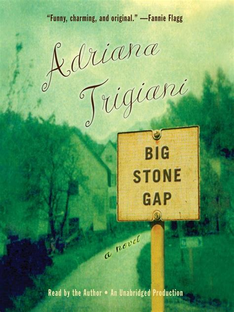 trigiani series big gap new hshire state library overdrive
