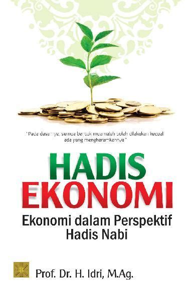 Layout Buku Hadis   buku hadis ekonomi ekonomi dalam perspektif hadis nabi
