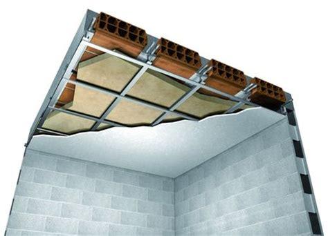 materiale controsoffitto fonasoft e fonas 31 isolanti per pavimenti by isover