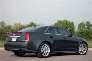 2009 Cadillac Cts Reviews Review 2009 Cadillac Cts V Photo Gallery Autoblog
