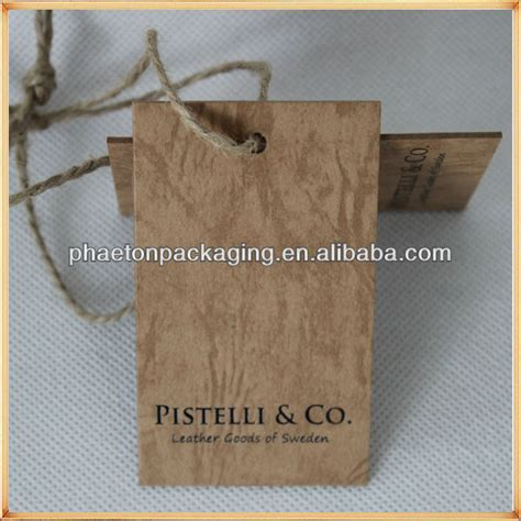 vintage swing tags qingdao thick cardboard vintage hang tag kraft swing tag