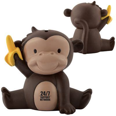 monkey piggy bank promotional coin piggy banks branded coin banks money