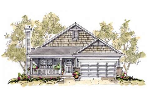 cozy home plans cozy cottage hwbdo09273 cottage from builderhouseplans com