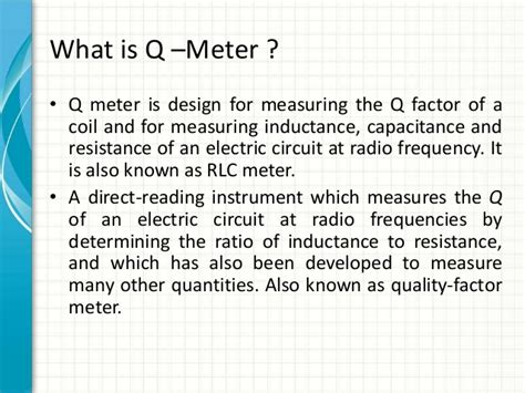 how to measure q factor of inductor capacitor q factor measurement 28 images quality factor of q of a capacitor 28 images