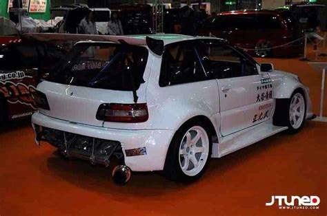 Toyota Starlet Gt Turbo Kits Toyota Starlet Gt Turbo Ep80 Mkiv Extensive