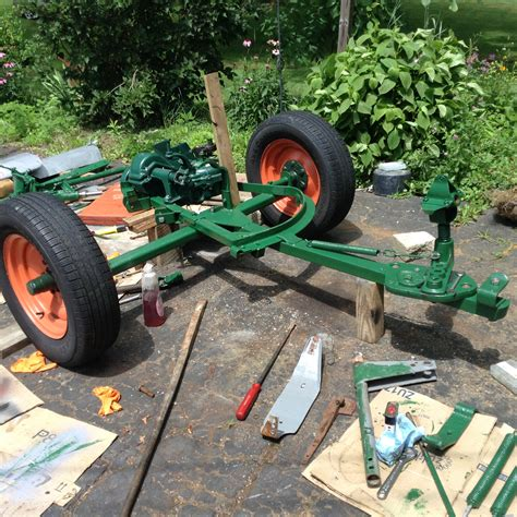 idea  sickle bar mower projects builds