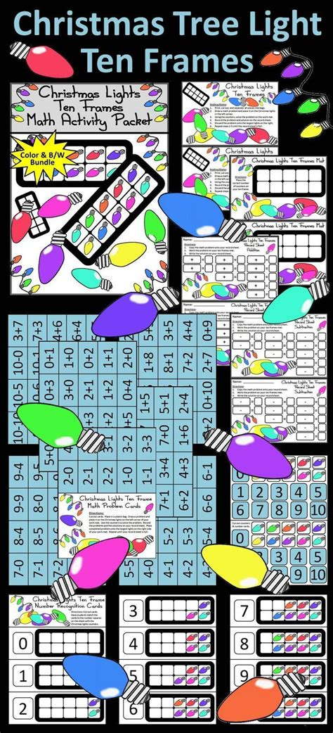 1000 images about christmas math ideas on pinterest