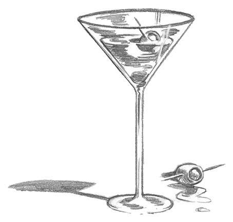 martini drawing best 25 cocktails drawing ideas on pinterest fire
