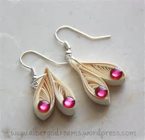 quilling earrings images paper quilling earrings designs
