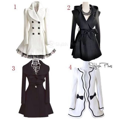 set of 3 fancy coat 17 best images about fancy coats on sleeve black wool and boots