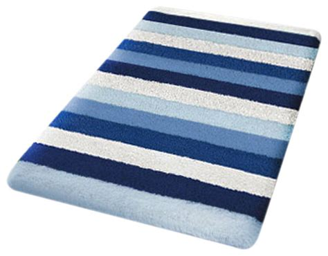 Navy Blue Bath Rug by Navy Blue Non Slip Bath Rugs Bilbao Bath