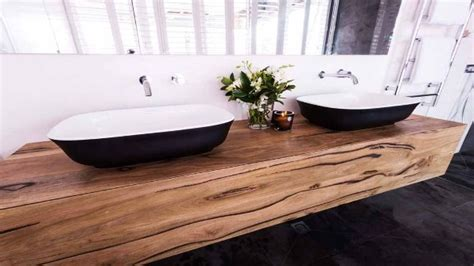 Bathroom Vanity Bench Wood How To Clean And Maintain Your Wooden Benchtops The