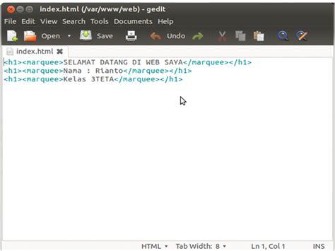 cara konfigurasi dns server pada ubuntu politeknik caltex riau setting dns dan web server pada os