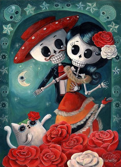 dia de los muertos couple tattoos 1000 ideas about skeleton on
