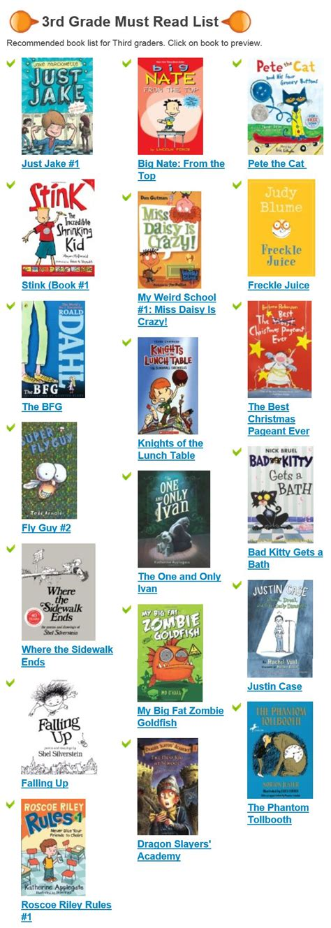 list of picture books 17 best images about must read book lists by grade on