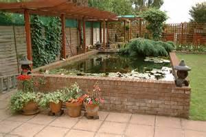 Raised Garden Pond Ideas Raised Pond Designs Ideas Landscaping Gardening Ideas