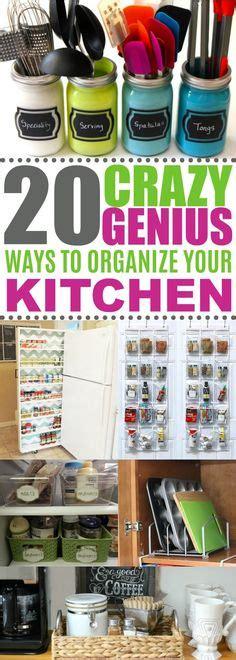 20 genius storage hacks for the kitchen diy cozy home 11 fantastic small bathroom organizing ideas storage
