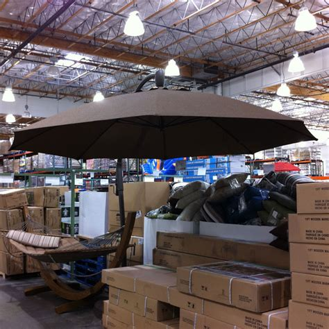 Patio Umbrellas Costco Costco Patio Umbrella Acanthus And Acorn Outdoor Room Budget Version 11 Ft Market Umbrella