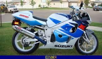 1998 Suzuki Gsx 750 1998 Suzuki Gsx R 750 Moto Zombdrive